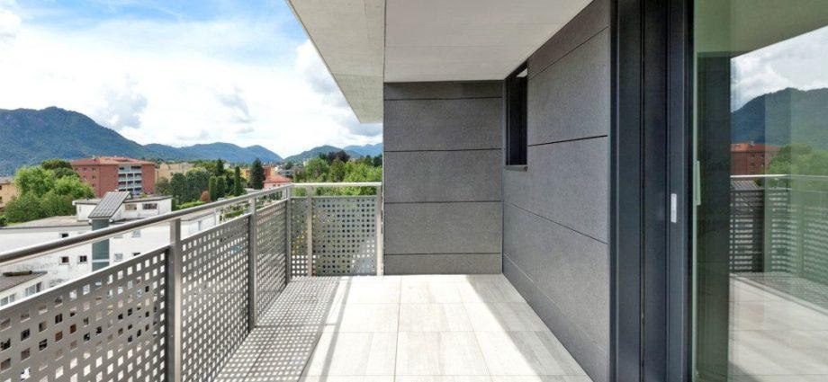 Lodžijų ir balkonų šiltinimas