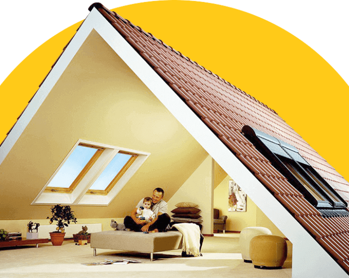 Stogo šiltinimas, fasado šiltinimas, pamatų šiltinimas