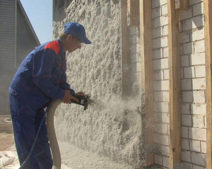 Mūrinių namu šiltinimas