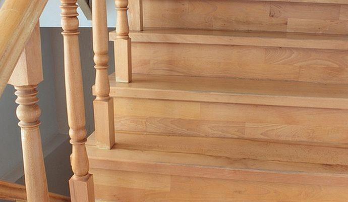 Medinės laiptu pakopos kaina