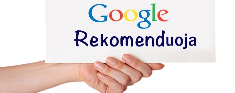 Google rekomendacijos