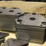 Metalo pjovimas - detaliu pjovimas