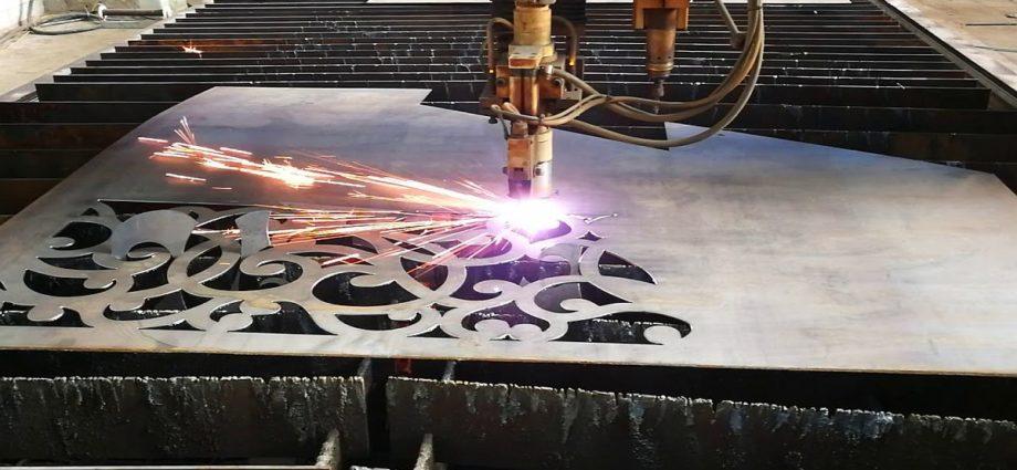 Kur naudojamas metalo pjovimas plazma