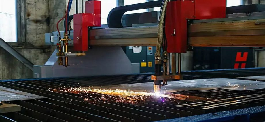 Metalo pjovimas plazma cnc privalumai