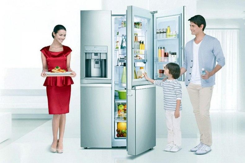 Šaldytuvas su šaldikliu arba be jo
